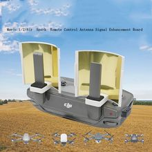 Антенна расширенного диапазона пульт дистанционного управления плата усиления сигнала усилитель для DJI Mini Spark Mavic Pro 2 Air Drone