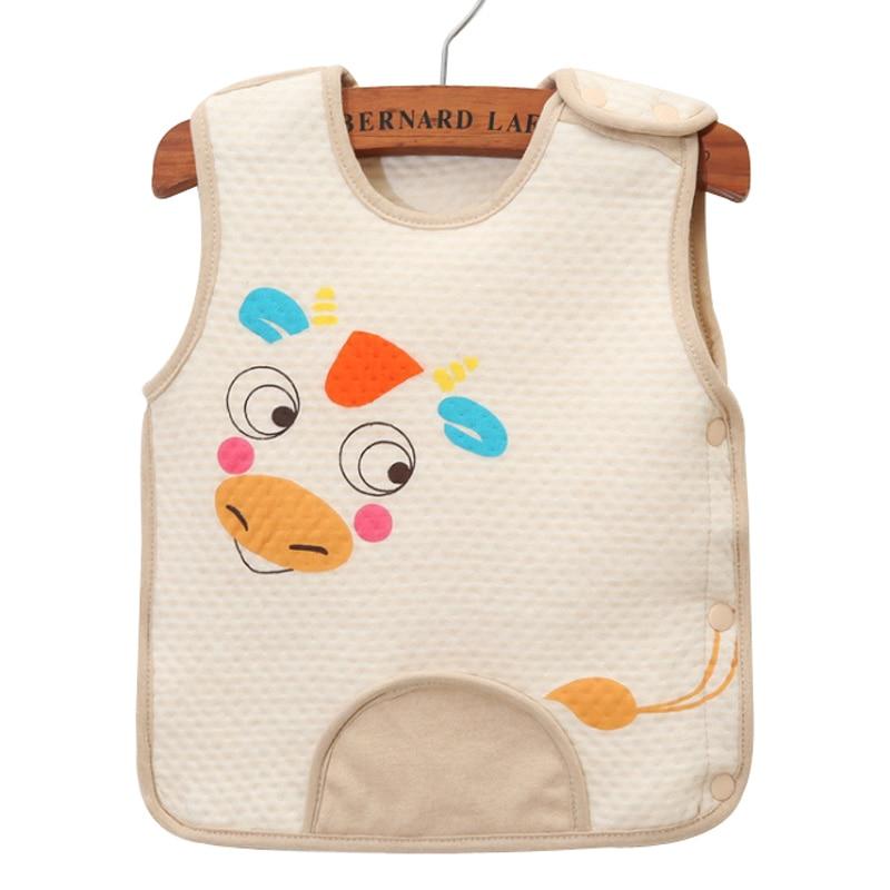Clever Baby Weste Für Jungen Mädchen Neugeborenen Kleinkind Oberbekleidung Hochwertige Natürliche Organische Baumwolle Mantel 0-12 Monate Um Jeden Preis