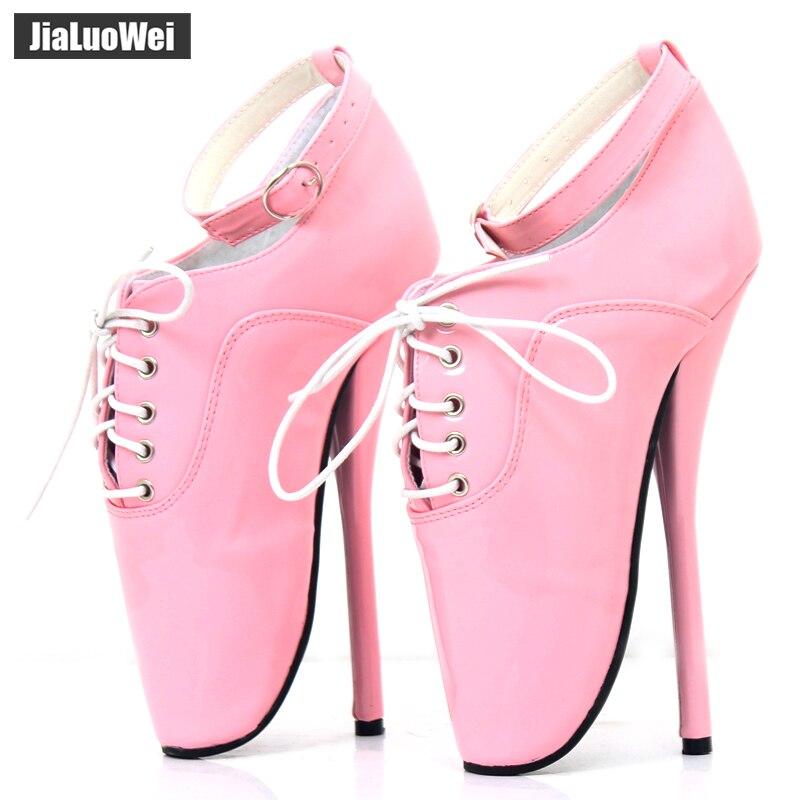 Hauts Ballet Talons Talon Toe Pointu Poney Color Sexy Chaussures c3j4SAL5Rq