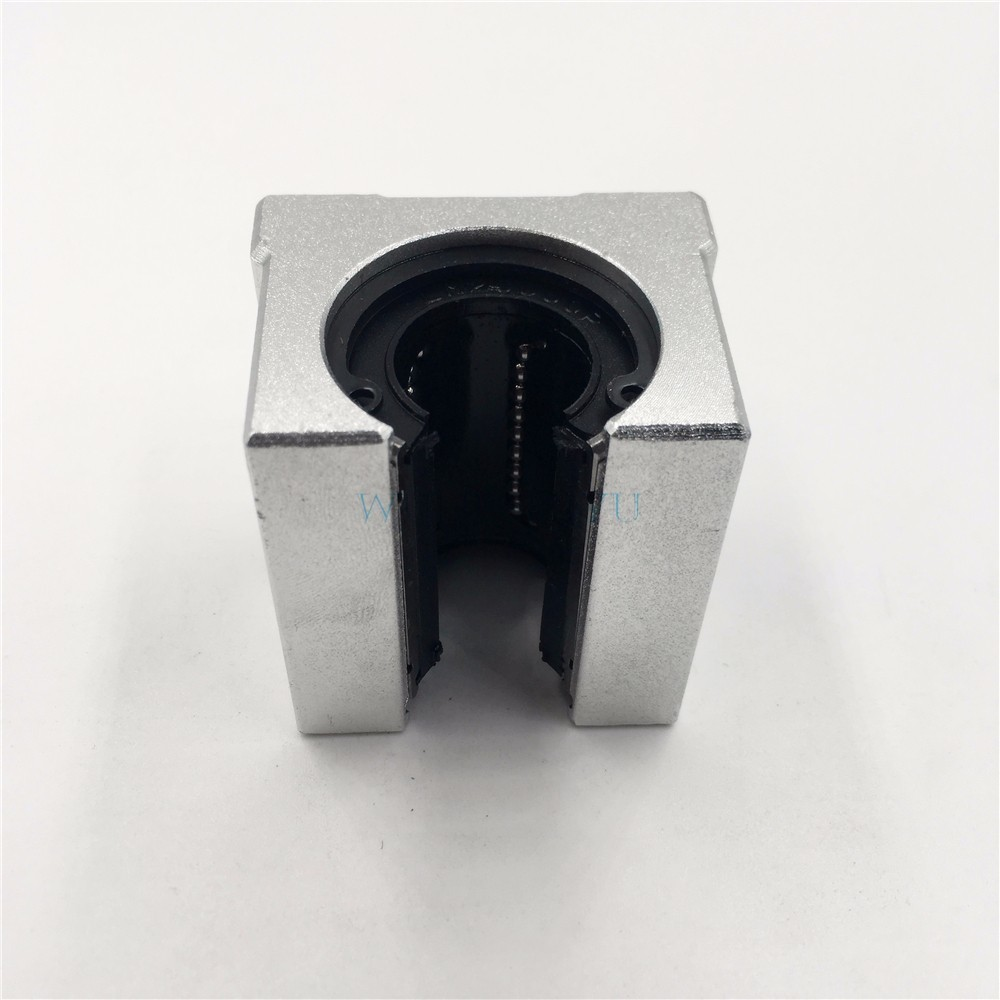 Алюминиевый блок линейного движения шариковых подшипников SBR16UU, 4 шт., 16 мм, линейная направляющая