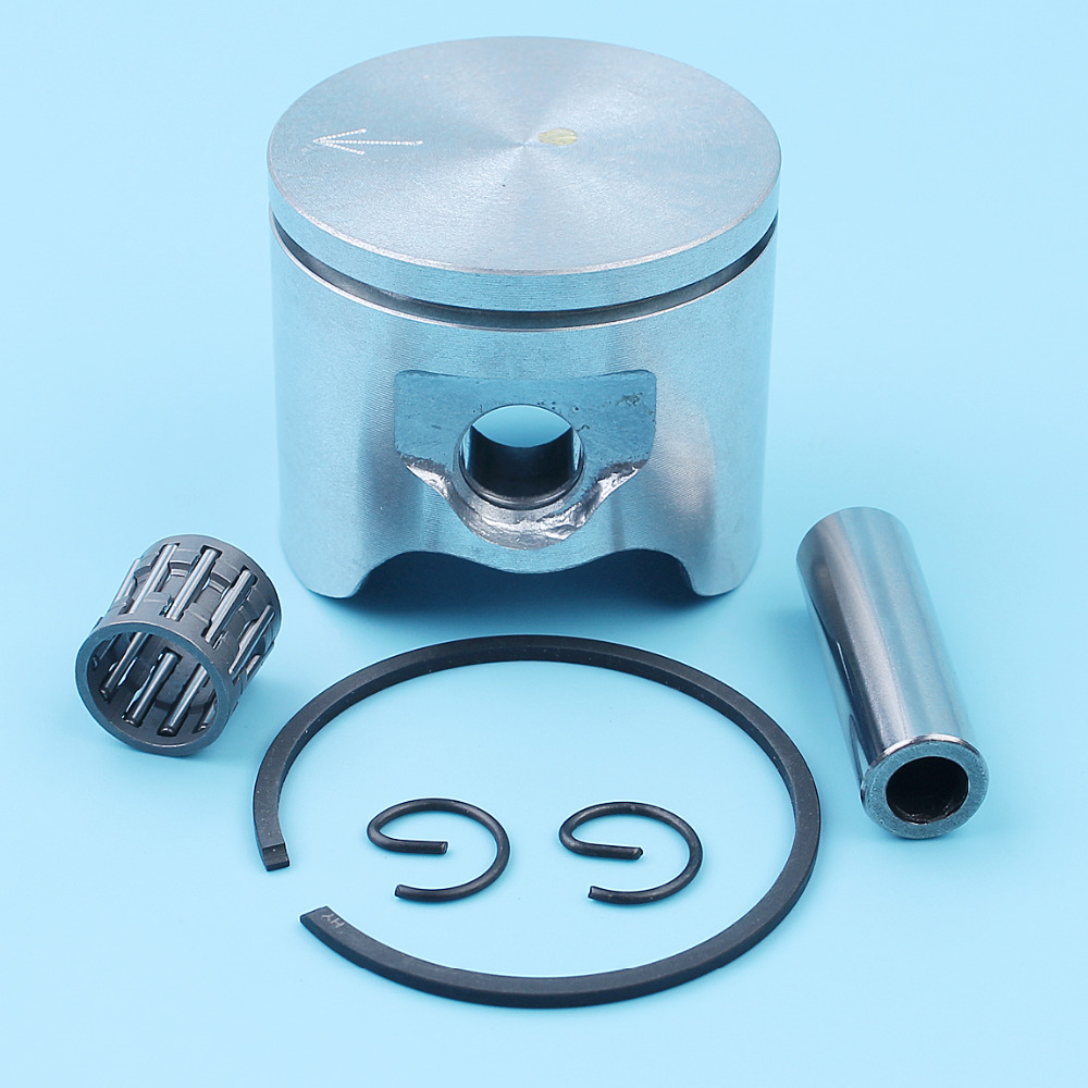 42MM Piston Ring Pin Needle Bearing Kit For Husqvarna 343 F / FR / FRM, 343 R / RX, 345 F / FR / FRM, 345 R / RX Brushcutters