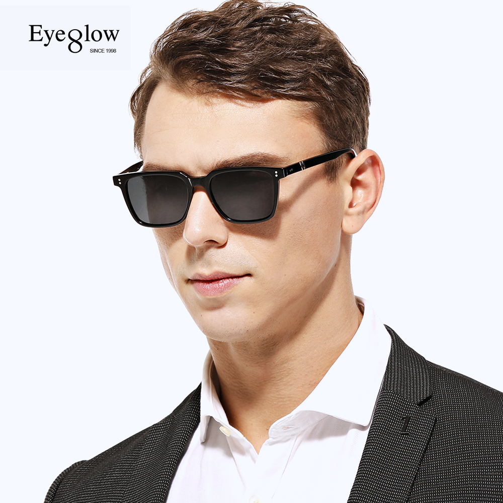 Vintage Driving Square Sunglasses Men Brand Designer Oversized Sunglasses Male Sun glasses Women Eyewear fashion Oculos De Sol-in Men's Sunglasses from Apparel Accessories