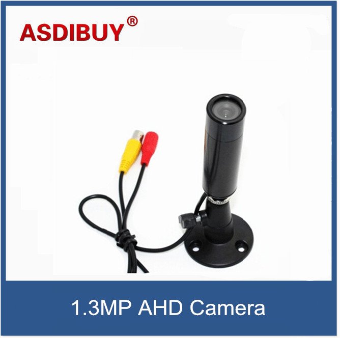 ФОТО 3.6MM lens 1.3MP AHD Camera 960P high resolution bullet mini analog camera for AHD DVR