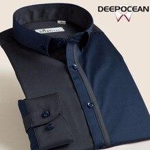 Новые хлопковые Для мужчин Рубашки для мальчиков модные Для мужчин Повседневная рубашка Camisa De Hombre Hombres Camisas Camisa De Hombre