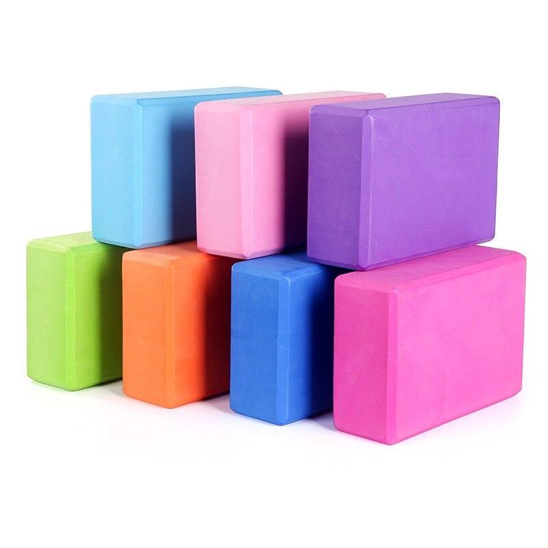Yoga Block Density: Environmental Protection EVA Yoga Blocks High Density