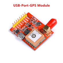 Cheaper 2016 USB to GPS Converter USB-Port-GPS Module for Raspberry Pi 3 Model B/ Pi 2/ B+/A+