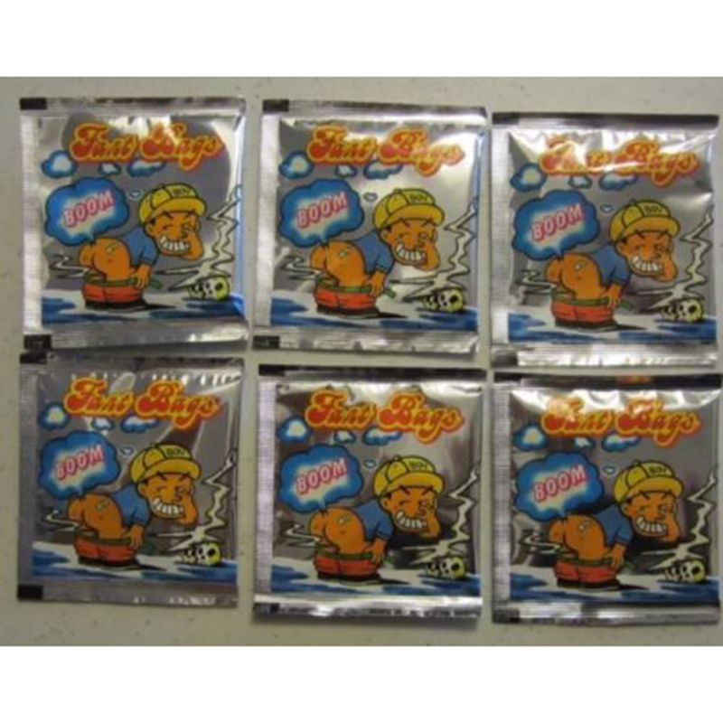 Fart bomb Bags pranks jokesReally stink bombs Fun Boom Party Bag Filler