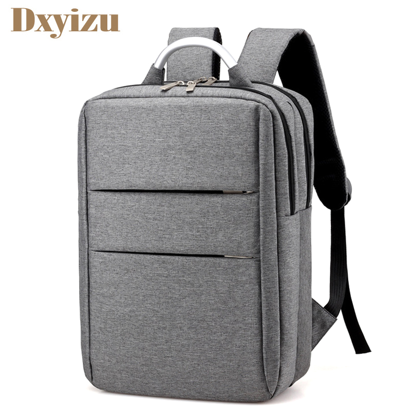 2018 New Business Backpack Oxford Men School Bags Teenager Notebook Laptop Bag Travel Large Capacity Backpacks Rucksack Mochila sosw fashion anime theme death note cosplay notebook new school large writing journal 20 5cm 14 5cm