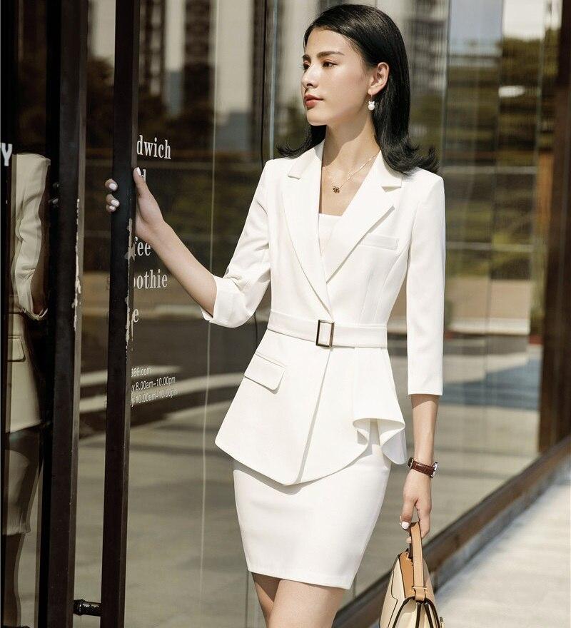 650115f63 Mujer-Chaquetas-de-moda-blanco-trajes-de-negocios-con-chaqueta-y-falda -2-unidades-de-oficina.jpg