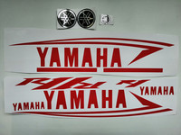 Motorcycle Stickers FAIRING Decals for YAMAHA YZF R6 R1 YZF ALL set Black Yellow Gold Red Silver Color