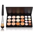 Professional 20 different Color Concealer Camouflage Makeup Cosmetic Palette+1PC Brush GUB#
