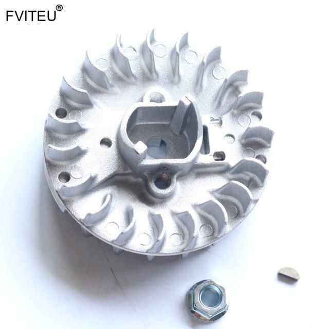 FVITEU Bánh Đà Magneto phù hợp với 23 30.5cc CY Fuelie Động Cơ phù hợp với 1/5 HPI BAJA 5B 5 T SC KM Rovan Losi 5ive T