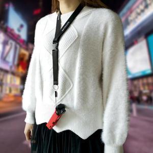 Image 3 - Para DJI OSMO cardán de mano de bolsillo de la Cámara de silicona suave cubierta de la piel de la carcasa a prueba de deslizamiento Gimbal accesorios Color caramelo
