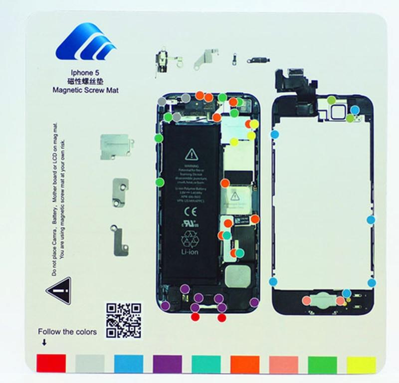 Nueva almohadilla de trabajo de alfombrilla magnética profesional de - Juegos de herramientas - foto 5