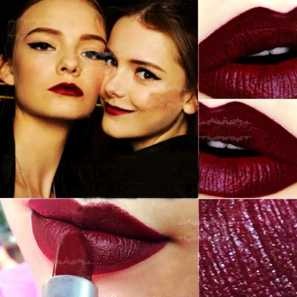 Dark Purple Lipstick Reviews - Online Shopping Dark Purple ...