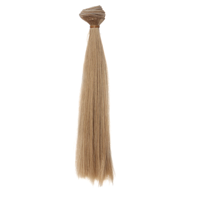 25 * 100CM Doll wigs / մազեր Ուղիղ մազերի համար - Փափուկ խաղալիքներ - Լուսանկար 2