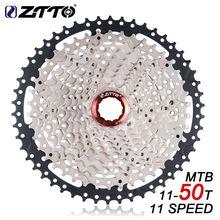 ZTTO VTT Vtt Pièces De Vélo Cassette Roue Libre 11 s 11 Vitesse 11-50 t Large Ratio pour Shimano m7000 m8000 m9000 SUNRACE