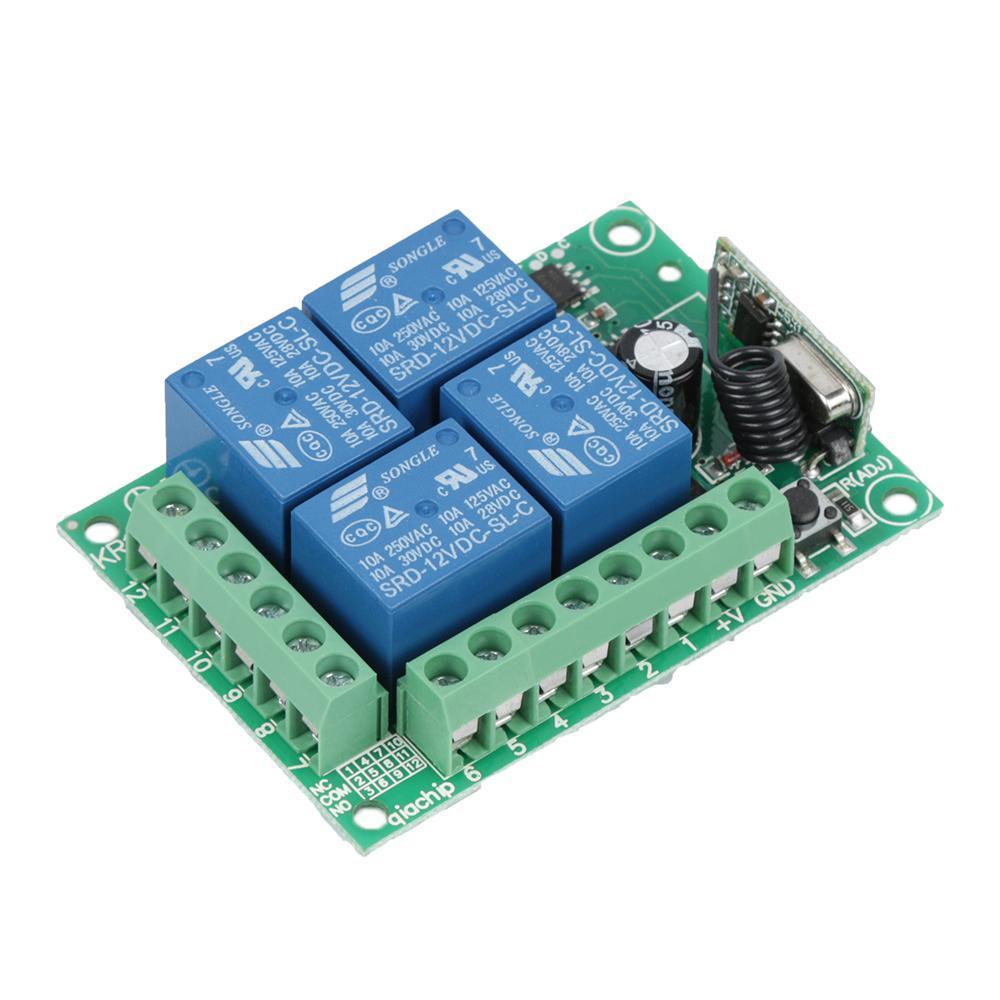 Wireless Remote Control Switch Circuit 7 Remotecontrolcircuit