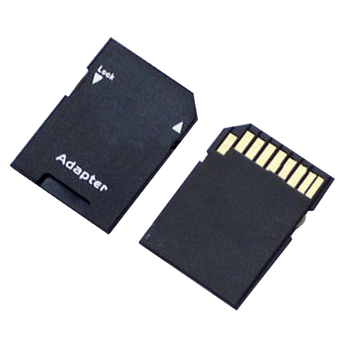 Centechia 2PCS Hot Sale Popular Micro SD TransFlash TF To SD SDHC Memory Card Adapter Convert Into SD Card