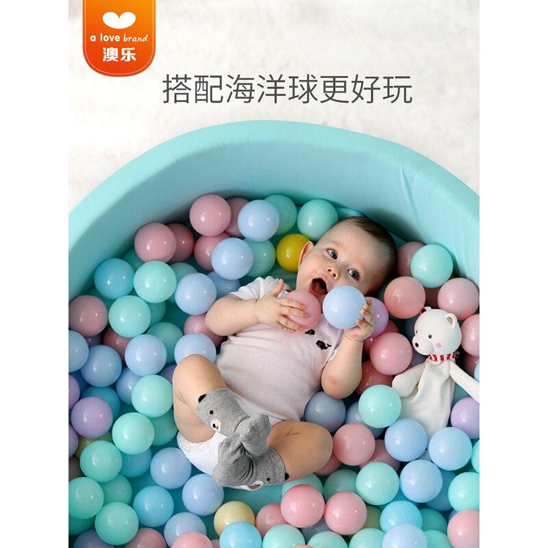 Tissu océan piscine à balles bébé jouer maison Bobo piscine sèche piscine enfants jouets épaissir intérieur ménage