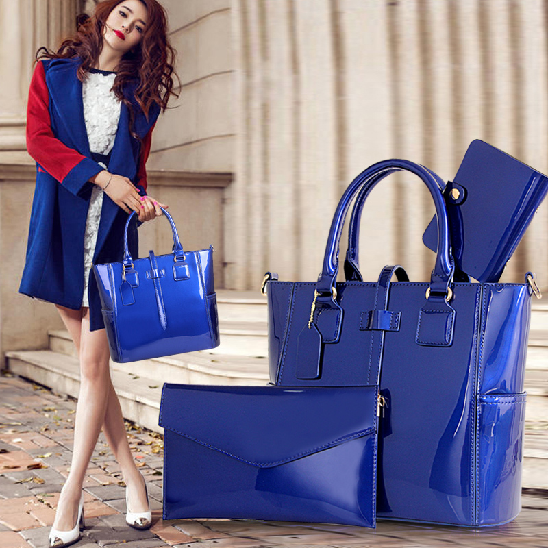 Women Bag Luxury Leather Purse and Handbags Fashion Famous Brands Designer Handbag High Quality Female Shoulder Bag sac a main-in Shoulder Bags from Luggage & Bags    3