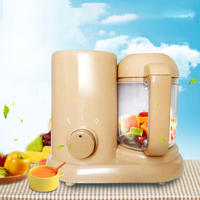 Electric Baby Food Maker Toddler Blenders Steamer Processor BPA Free Infant Fruit Vegetable Mixer Multifunctional Juicer Machine