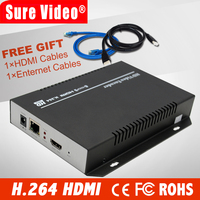 DHL Free Shipping MPEG4 /H.264 IPTV hd Encoder /HD HDMI Encoder For IPTV/ONVIF/RTMP, Live Stream Broadcast, Media Server
