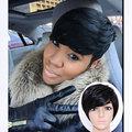 Короткие Pixie Парики Для Чернокожих Женщин Короткие Волосы Парики Для Черный Волосы женщины Парик Косплей Натуральный Поддельные Волосы Дешевые Женские Парики Для женщины