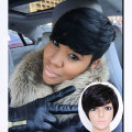 Short Pixie Wigs For Black Women Short Hair Wigs For Black Women Hair Wig Cosplay Natural Fake Hair Cheap Female Wigs For Women