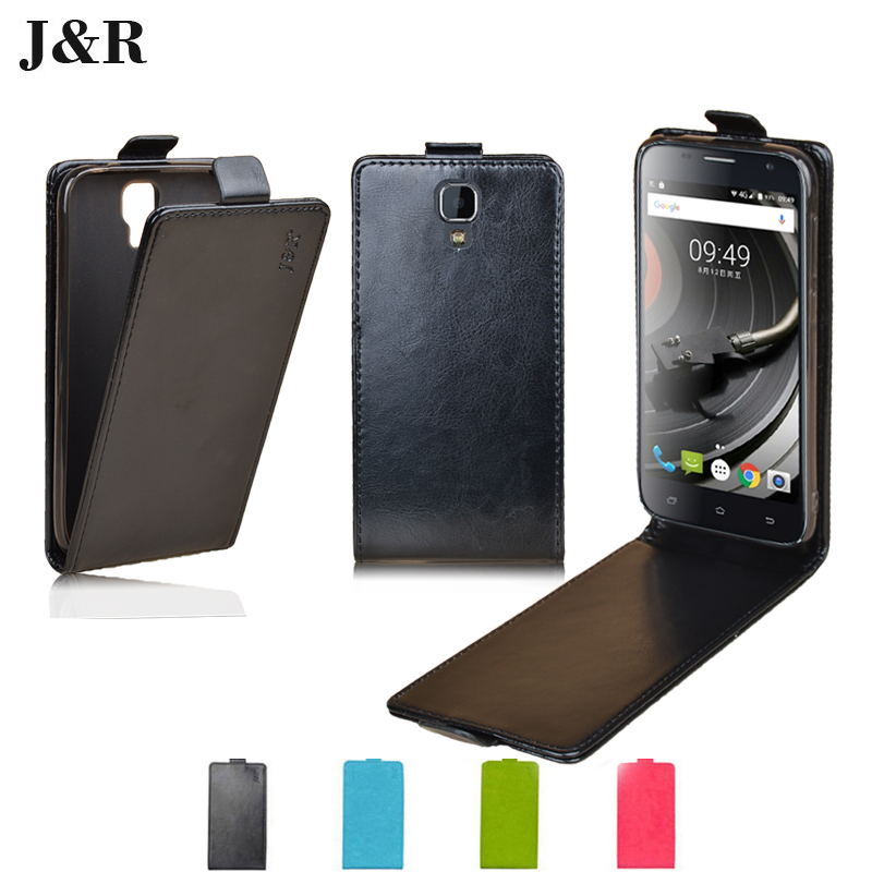 Uhans A101 Case Flip Leather Cover Case Uhans A101 A101S 5.0'' Verticel Phone Cover Magnetic Luxury J&R Mobile Phone Bag & Cases
