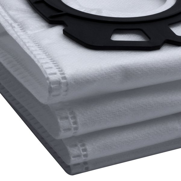 6 шт пыли мешок очистки мешок замены для Karcher MV4 MV5 MV6 WD4 WD5 WD6 пылесборник аксессуары