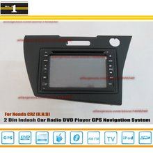 For Honda CRZ (R.H.D.) 2012 2013 2014 – Car Radio Stereo CD DVD Player / HD Touch Screen Audio Video GPS Navigation System