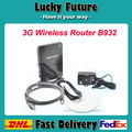 B932 3G fwt/fixed wireless terminal/3g Wireless router with sim card slot 850/900/1800/1900/2100MHz