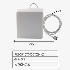 Image 4 - 70dB 2G 3G 4G Tri Band נייד אות מהדר GSM 900 DCS 1800 WCDMA 2100 נייד סלולארי אות Booster מגבר 3G 4G LTE