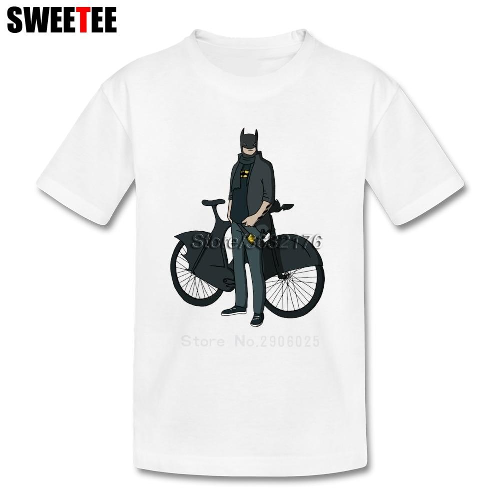 children superhero T Shirt infant Pure Cotton batman O Neck kid Tshirt 2018 toddler Costume boy girl T-shirt For baby