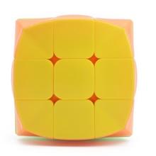 Lefun Bread Shape 233 Magic Cube Stickerless 2*3*3 Cube Specail Educational Toys for Children Boys