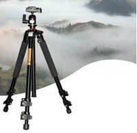 DHL Free Shipping Amopofo Q301 SLR photography pull buckle tripod portable travel digital tripod head Accessories