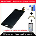 AAA Quality! Original LCD For MEIZU M3 Mini Lcd Display With Original Frame Screen Replacement For M3 Mini Digiziter Aseembly