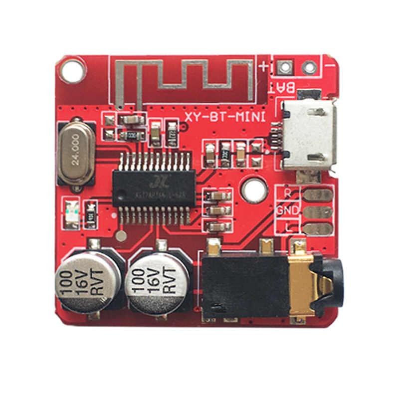 3.7-5V ワイヤレス Bluetooth MP3 デコーダボード BLE 4.1 回路基板モジュールロスレス復号モジュールマイクロ USB TF カードインタフェース