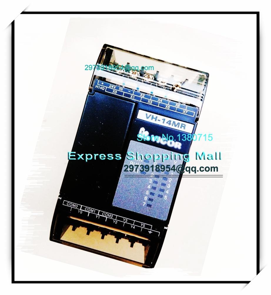 VH-14MR VIGOR PLC 24VDC 8 point 24VDC relay 6 point Main Unit
