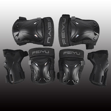 Moto Knee Support Brace 1 Pair Elbow Pads Motorcycle Protector Bicycle Guard Protetor Braces