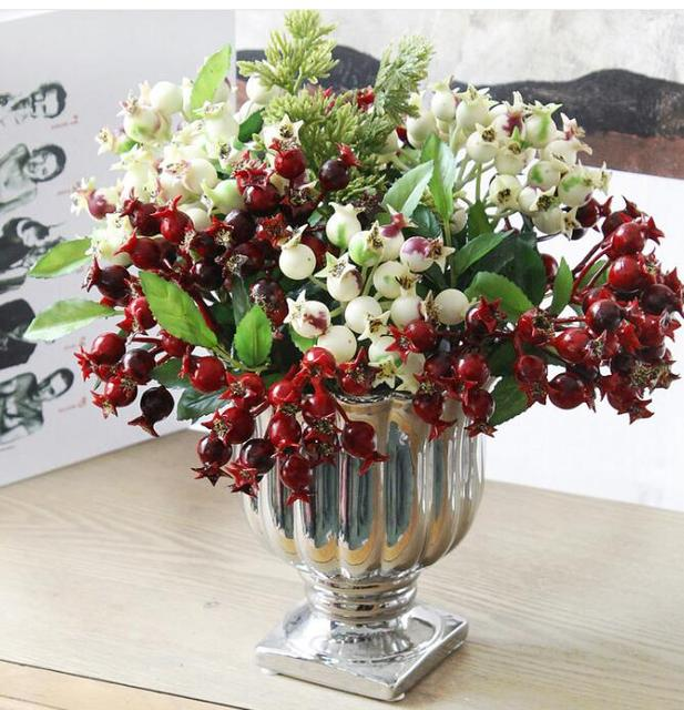 Christmas Artificial Flowers