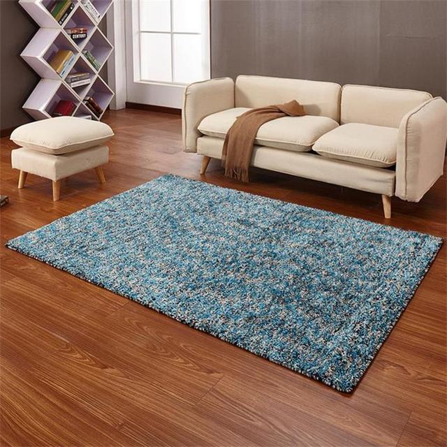 Moderna secci n manchada alfombras para sala de dormitorio - Alfombras para dormitorio ...