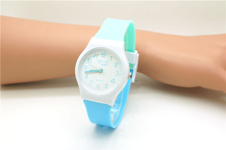 New Cute Willis Women Mini  Sports Brand Watch Casual Watches Fashion Jelly Watches for children Watch new electronic willis women mini water resistant watch fashion for children watch