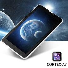 7 »e706 yuntab GPS двойной мини сим-карты 1.3 ГГц 4 ядра Cortex A7 IPS двойной Камера 1 ГБ + 8 ГБ Телефонный звонок Планшеты PC