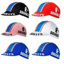 Черные, синие, красные, белые, розовые велосипедные шапки, Белые велосипедные шапки, дышащие велосипедные колпачки для мужчин и женщин, MTB, один размер, головные уборы