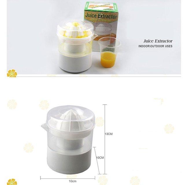 Electric Press Fruit Juicer