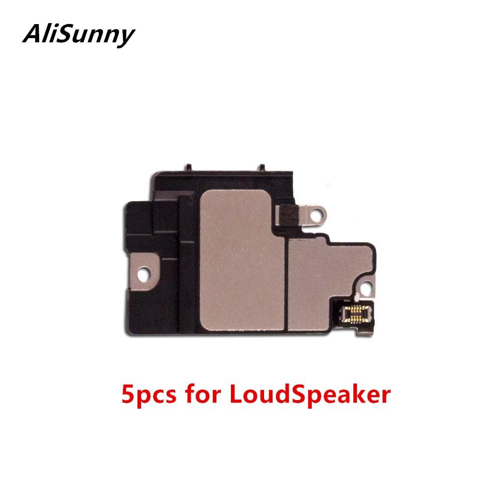 AliSunny 10pcs Loud Speaker Flex Cable for iPhone X LoudSpeaker Sound Ringer Buzzer inner