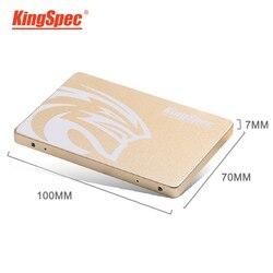 KingSpec SSD DA 480 GB 1 TB 2 TB hdd Interno Solid State Drive SATA III 2.5 HD Hard Drive Per del computer Del Computer Portatile SSD Disk