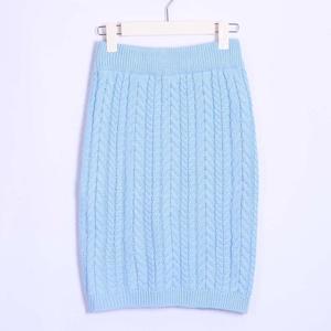 Image 5 - Wixra Conjuntos de punto de otoño e invierno para mujer, suéteres de manga larga con cuello redondo, faldas hasta la rodilla, conjuntos sólidos para mujer